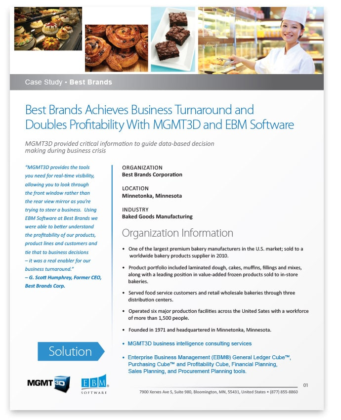 Food Service Company Ebitda Value